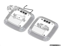 AP-220-MNT-C2 Ceiling Rail Mt Kit
