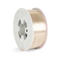 VERBATIM 3D Printer Filament PET-G 1.75mm, 327m, 1kg transparent