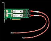 HPE Universal SATA HHHL 3yr Wty M.2 Kit PCIe