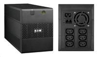 Poškozený obal - Eaton 5E 1500i USB, UPS 1500VA / 900 W, 6 zásuvek IEC, bazar