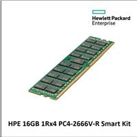 HPE 16GB 1Rx4 PC4-2666V-R Smart Kit Renew