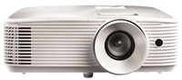 Optoma projektor HD29HLV  (DLP, FULL 3D, 1080p, 4500 ANSI, 50 000:1, 2x HDMI, VGA, 10W speaker)