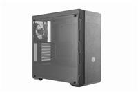 Cooler Master case MasterBox MB600L, ATX, Mid Tower, bez zdroje, černý