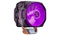 Cooler Master chladič MasterAir MA610P, duální RGB ventilátory s RGB ovladačem