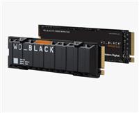 SSD 500GB WD Black SN850 NVMe M.2 PCIe Gen4 2280