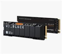 SSD 1TB WD Black SN850 NVMe M.2 PCIe Gen4 2280