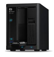 WD My CLOUD PR 2100, 12 TB (2x6TB) 3,5