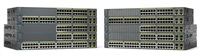 Cisco Catalyst 2960+48TC-S, 48x10/100, 2xGbE SFP/RJ-45