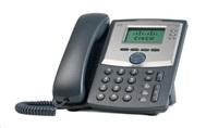 Cisco SPA303-G2-RF, VoIP telefon, 3line, 2x10/100, displej, REFRESH