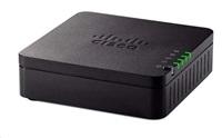 Cisco ATA191, VoIP telefonní adaptér, 1xRJ-45,2xRJ-11, 2xSIP