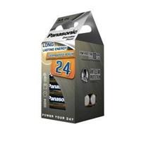 PANASONIC Alkalické baterie Everyday Power LR6EPS/24CD AA 1,5V (Blistr 24ks) - 1KS