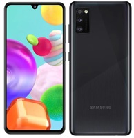 Samsung Galaxy A41 SM-A415F Black DualSIM