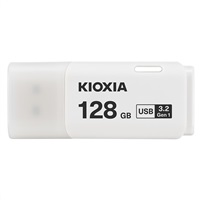 KIOXIA Hayabusa Flash drive 128GB U301, bílá