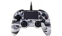 Nacon Wired Compact Controller - ovladač pro PlayStation 4 - camo grey