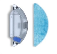 Mopping Kit for DEEBOT 600/601 (including: 1x Water tank, 3x Cleaning Pads)
