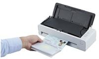 FUJITSU skener Fi-800R  A4, color, duplex, 40ppm/80ipm, ADF 30, USB 3.2, 600 dpi, ultrazvuková detekce vícenásobného pod