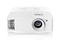Optoma projektor UHD35 (DLP, 4K UHD, 3600 ANSI, 1M:1, 2xHDMI, VGA, Audio, RS232, 1x 10W speakers)