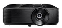 Optoma projektor W371 (DLP, FULL 3D, WXGA, 3 800 ANSI, HDMI, VGA, RS232, 10W speaker)