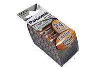 PANASONIC Alkalické baterie Everyday Power LR6EPS/24CD AA 1,5V (Blistr 24ks)
