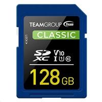 TEAM SDXC karta 128GB UHS-I U1
