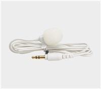 Saramonic SR-M1 White 3.5mm Lavalier Microphone