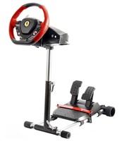 Wheel Stand Pro, stojan na volant a pedály pro Thrustmaster SPIDER, T80/T100, T150, F458/F430, černý - pošk. obal
