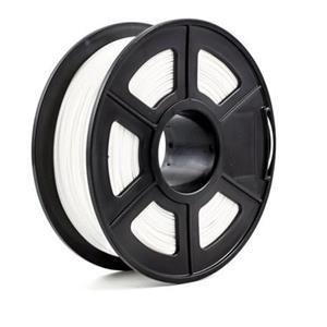 PEACH Tisková struna (filament), PLA, 1,75mm, 1kg, bílá