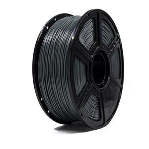 PEACH Tisková struna (filament), PLA, 1,75mm, 1kg, šedá