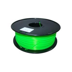 PEACH Tisková struna (filament), PLA, 1,75mm, 1kg, zelená