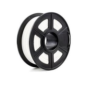 PEACH Tisková struna (filament), ABS, 1,75mm, 1kg, bílá