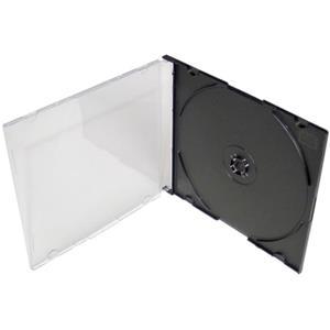 COVER IT Krabička 1 CD 5,2mm slim box + tray - karton 200ks