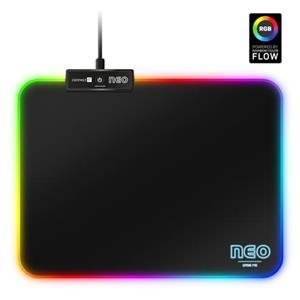 CONNECT IT NEO RGB podsvícená podložka pod myš, vel. S (320 × 245 mm) USB