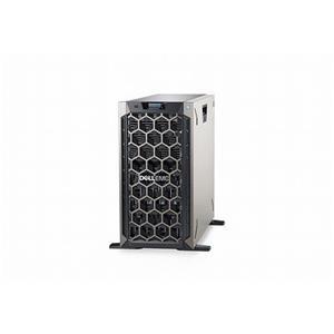 DELL server PowerEdge T340 E-2244G/16G/2x 600GB SAS 10K/H730P/2x495W/3R PrSu