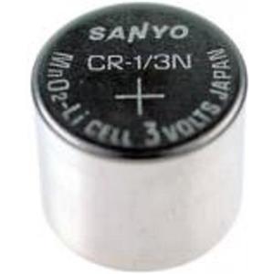 Nenabíjecí fotobaterie CR-1/3N Sanyo/FDK Lithium 1ks Bulk