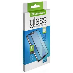 COLORWAY ochranné sklo 9H FC glue/ Apple iPhone 12 mini black