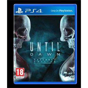 SONY PS4 hra Until Dawn