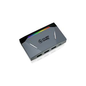 IOGEAR KeyMander 2 Adapter Klávesnice a myši pro herní konzole ((Xbox One, PS4, Nintendo Switch planovaná podpora PS5)