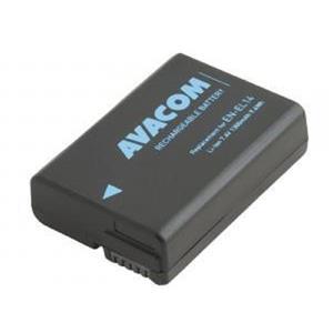 Náhradní baterie AVACOM Nikon EN-EL14, EN-EL14a, EN-EL14e Li-Ion 7.4V 1300mAh 9.6Wh