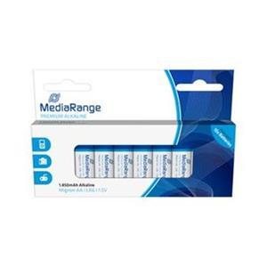 MediaRange Premium baterie Mignon AA 1,5V Alkalické 10ks