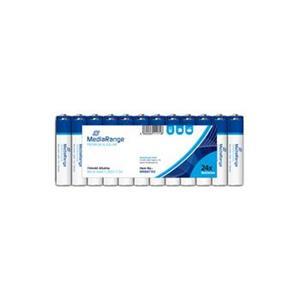MediaRange Premium baterie micro AAA 1,5V Alkalické 24ks