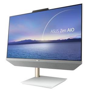 ASUS ZEN AIO M5401/23,8''/R5-5500U (6C/12T)/8GB/512GB SSD/WIFI+BT/KL+M/W10H/White/2Y PUR