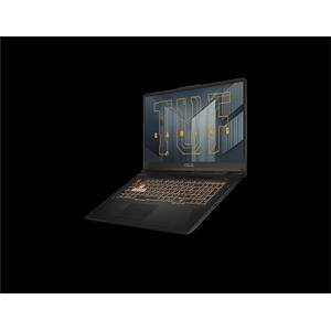 ASUS TUF Gaming A17 FA706QM - 17,3/144Hz/R7-5800H/16G/512G PCIE/RTX3060/W10H (Eclipse Gray/Aluminum)