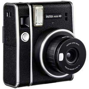 Fujifilm INSTAX MINI 40 + 10 SHOTS - Black