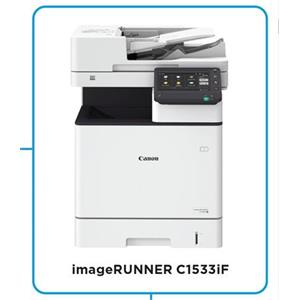Canon imageRUNNER C1533iF  - PSCF/A4/DADF/LAN/Send/PCL/PS3/Duplex/33ppm/zásobník550/USB