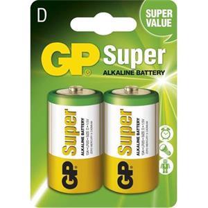 GP D Super alkalická - 2 ks