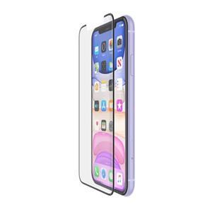 Belkin SCREENFORCE™ Invisiglass UltraCurve ochranné zakřivené sklo pro iPhone 11 / XR