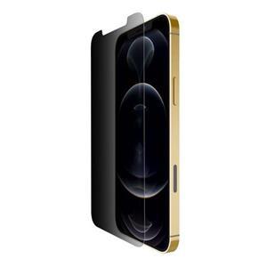 Belkin SCREENFORCE™ UltraGlass Privacy Anti-Microbial ochranné privátní sklo pro iPhone 12 Pro Max