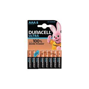 Duracell MX2400B8 Duracell Ultra AAA 8 Pack