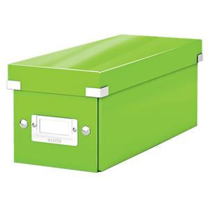 Krabice na CD Leitz Click&Store, zelená