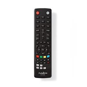Nedis TVRC2120BK - Univerzální dálkový ovladač   Předem naprogramovaný   Ovládání 2 Zařízení